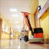 Limpieza de edificios de oficinas e industriales